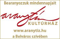 Tovább az Aranytíz Kultúrház weboldalára