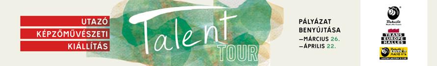 Tovább a The Talent Tour weboldalára