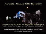 Újra fényutazás a Munkácsy Mihály Múzeumban!