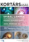 KORTÁRSaság – Villámkiállítások a BMK-ban: Buza Krisztina: Spirál lámpák    Cellunett