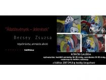 Becsey Zsuzsa: Állatösvények - Jelenések