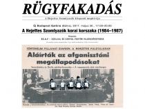 Rügyfakadás - A Hejettes Szomlyazók korai korszaka (1984–1987)