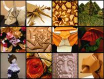 Az origami csodálatos világa