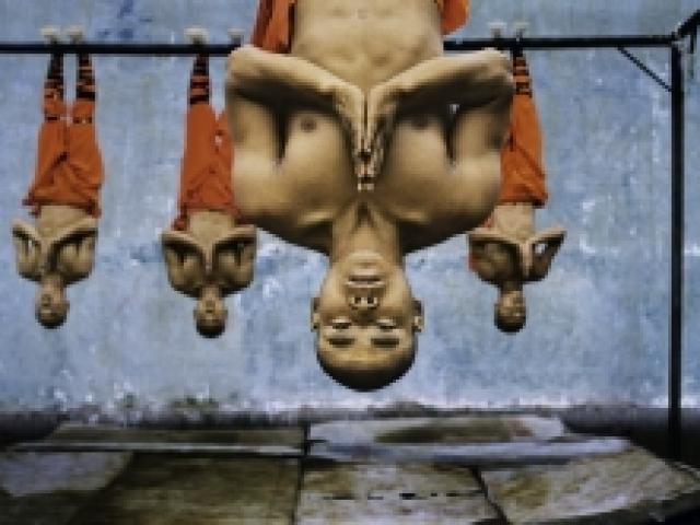 Steve McCurry: Legendás fotók