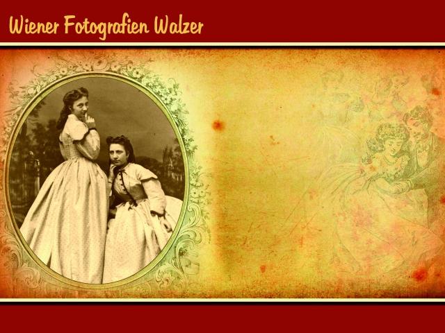 Wiener Fotografien Walzer