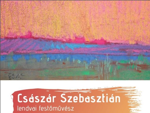 Császár Szebasztián kiállítása