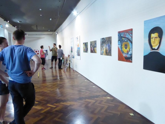 Művészet a terror ellen - Generációkon át