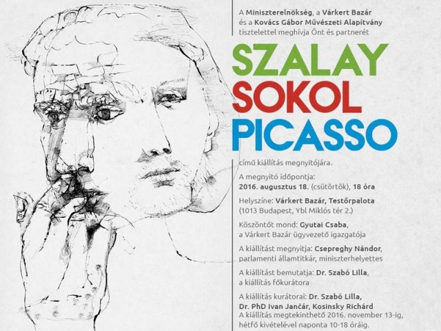 Szalay - Sokol - Picasso