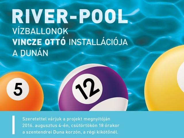 Vincze Ottó: Riverpool/Viziballonok