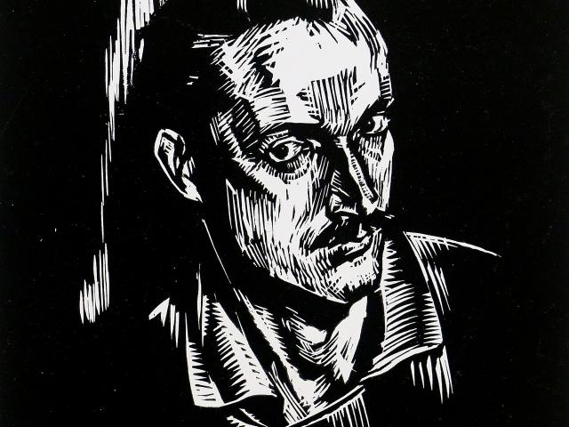 115. évvel ezelőtt született Menyhárt József grafikus-, festőművész