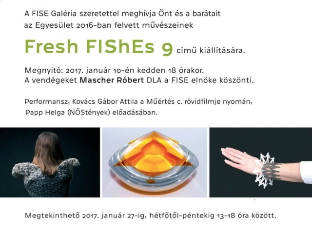 Fresh FIShEs 9.