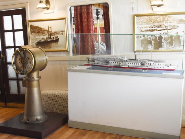 Kossuth Múzeumhajó