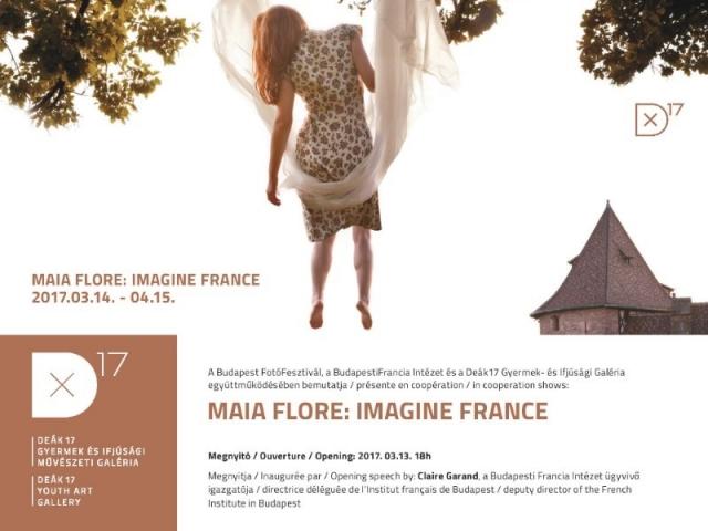 A Francia Intézet bemutatja: Maia Flore: Imagine France
