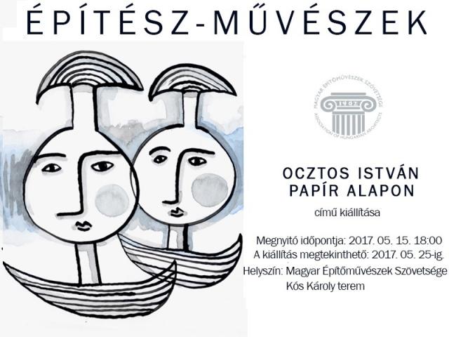 Ocztos István - Papír Alapon