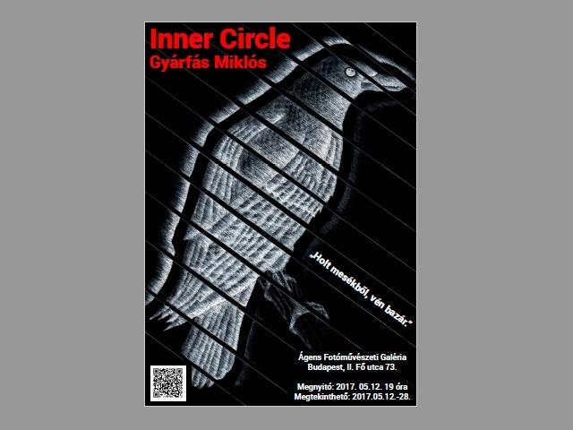 Gyárfás Miklós: Inner Circle/Belső Kör