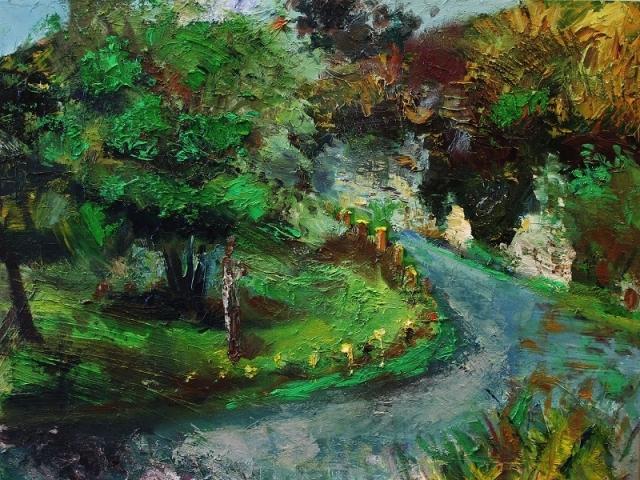 Patrick Tayler kiállítása