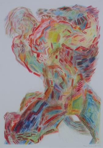 """"""" Toldi írójához elküldöm lelkemet..."""" - Papp Nikolett grafikusművész kiállítása"""