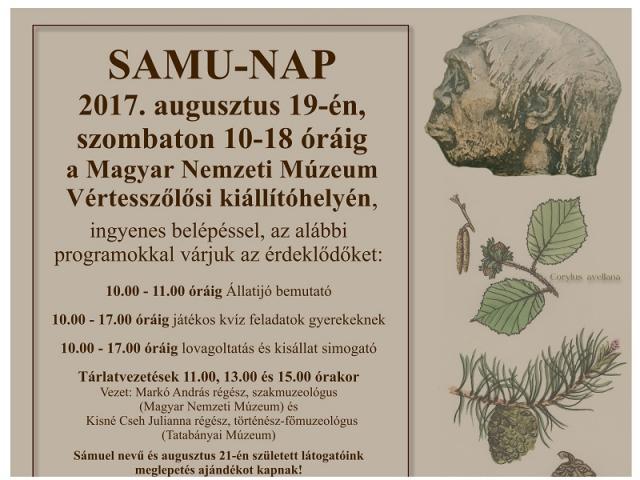 SAMU-NAP 2017