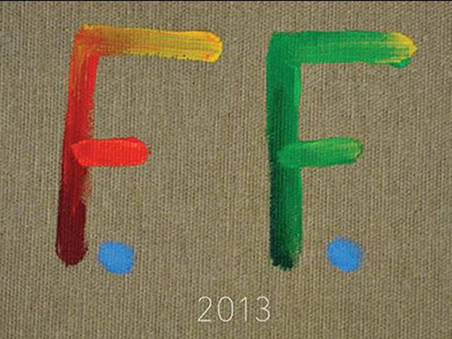 F. F. 2013 – Fiatal Festők csoportos kiállítása.