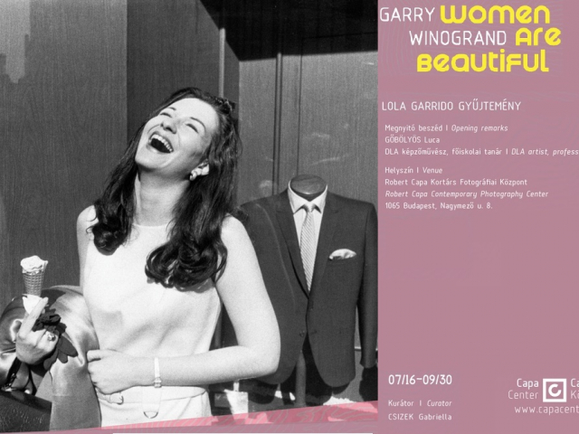 Garry Winogrand – Women are beautiful