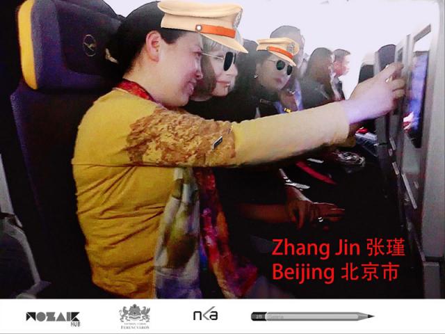 Árnyékutazó Shanghaiban