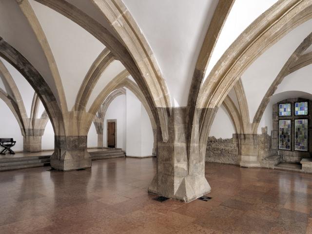 Buda középkori királyi várpalotája