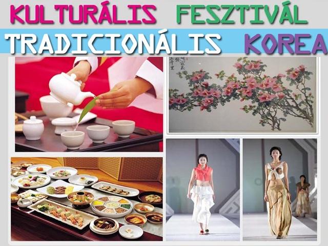 Tradicionális Koreai Kulturális Fesztivál