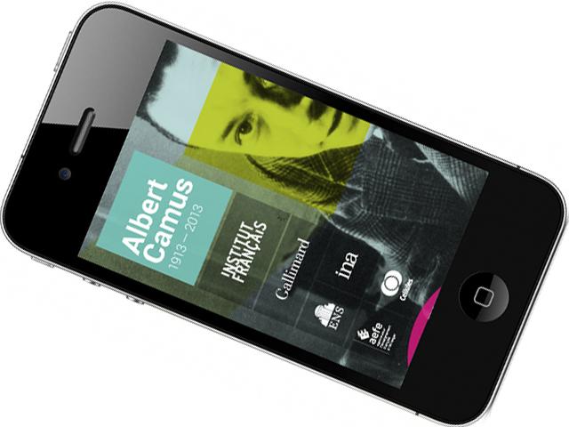 Albert Camus 1913-2013 - Többnyelvű, digitális, interaktív kiállítás