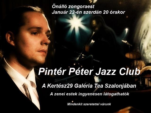 Pintér Péter Jazz club