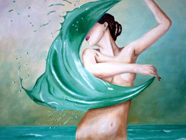 Tunyogi Bálint kortárs festő kiállítása