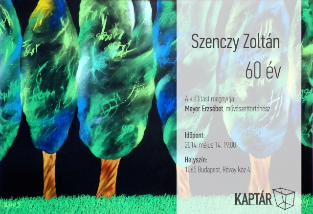Szenczy Zoltán - 60 év