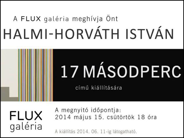 Halmi-Horváth István: 17 másodperc