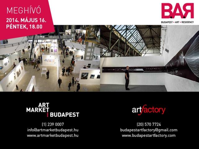 Budapest Art Residency 2014