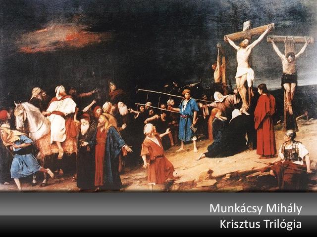 Munkácsy Mihály: Krisztus-trilógia
