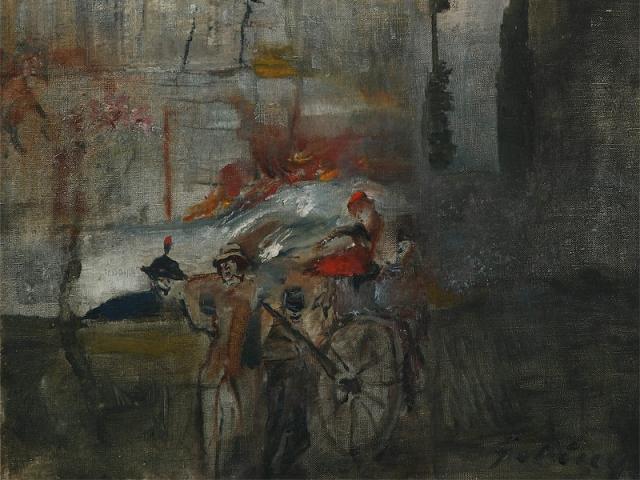 Gulácsy Lajos kiállítása