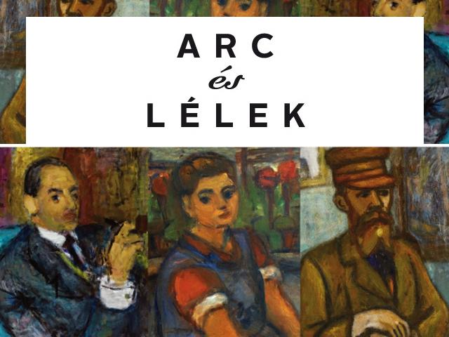 Czóbel Béla - Arc és Lélek