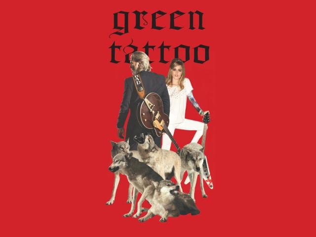 Green Tattoo Tour