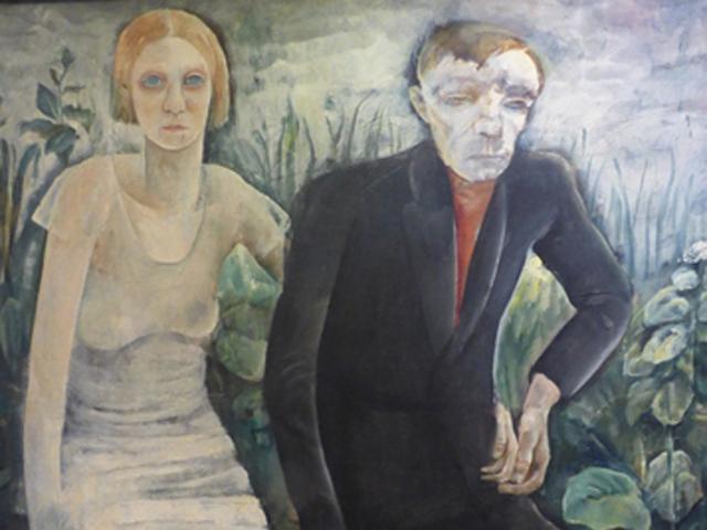 Kiállítás Rauscher György alkotásaiból